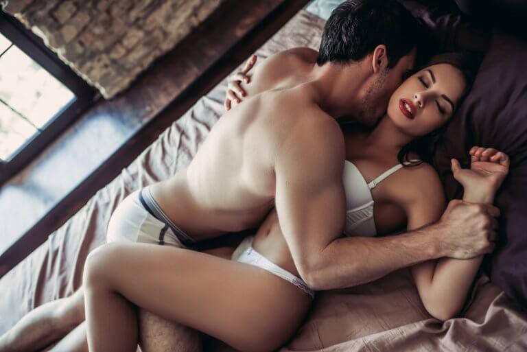 Slow Sex ohne Druck zum Hoehepunkt
