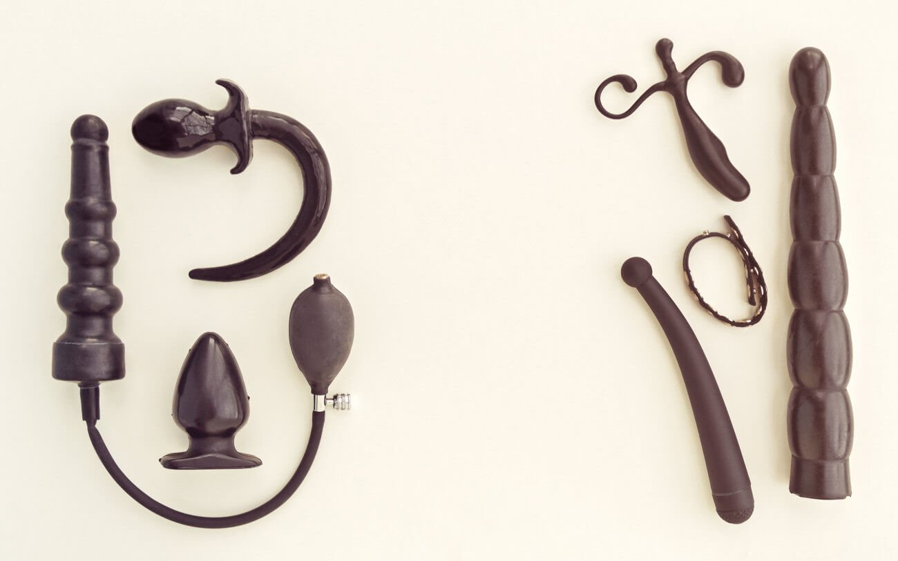 Welche unterschiedlichen Sextoys und Arten von Prostatavibratoren gibt es