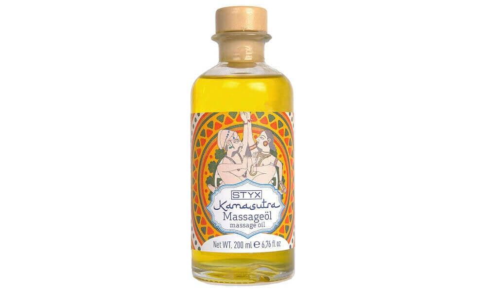 Styx Naturcosmetic erotisches Massageöl Kamasutra