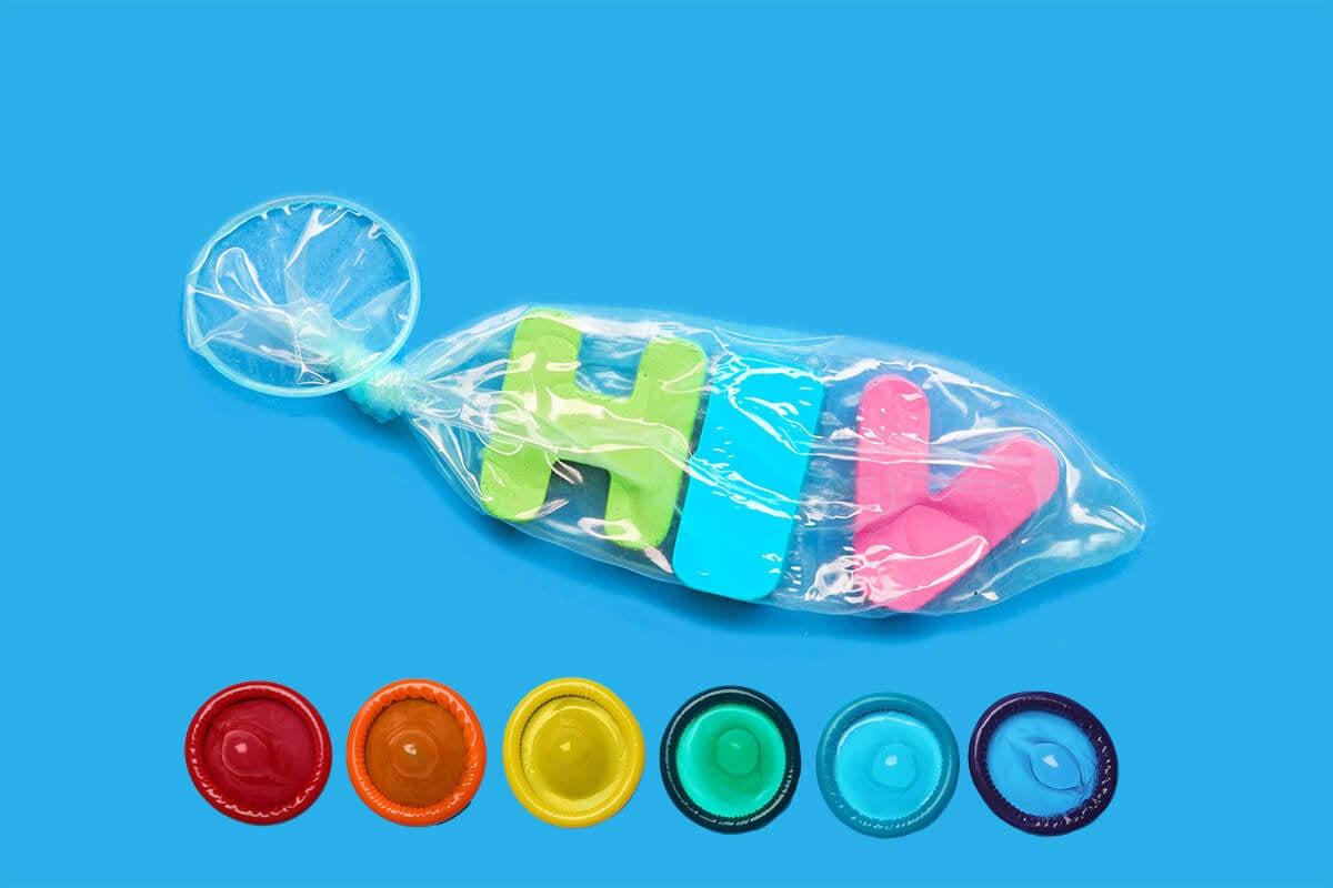 Kondom richtig anwenden